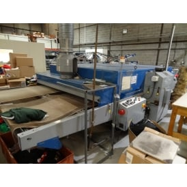 Adelco Vortair Gas Fired Conveyor Dryer