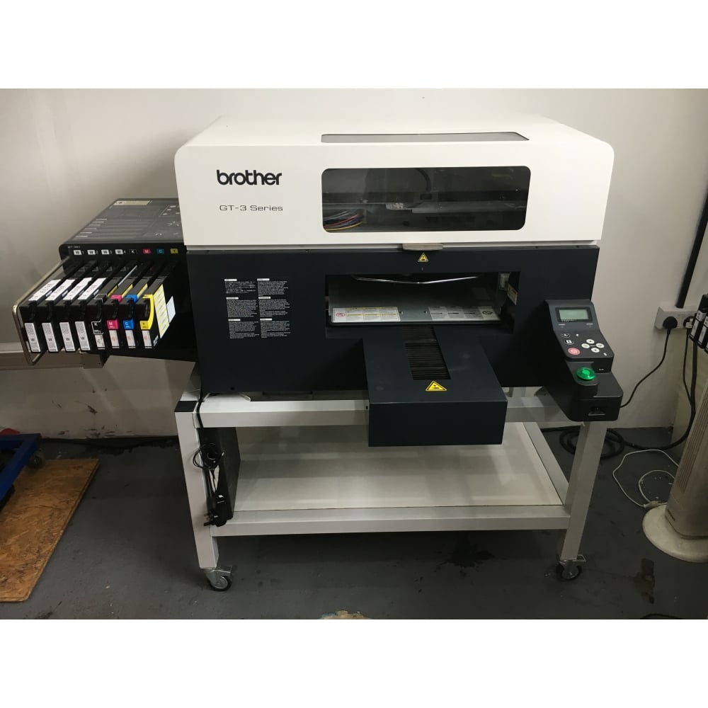 how to make a direct to garment printer