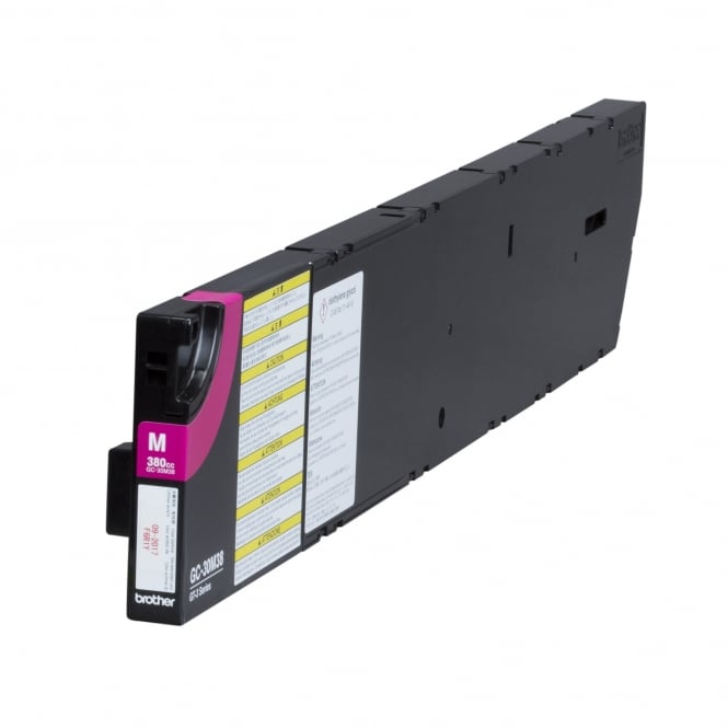 Brother DTG Ink Cartridge Magenta 380cc for GT-3 Series