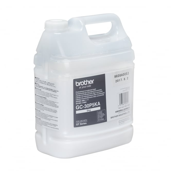 Brother DTG Pre-treatment Liquid Concentrate - 5KG