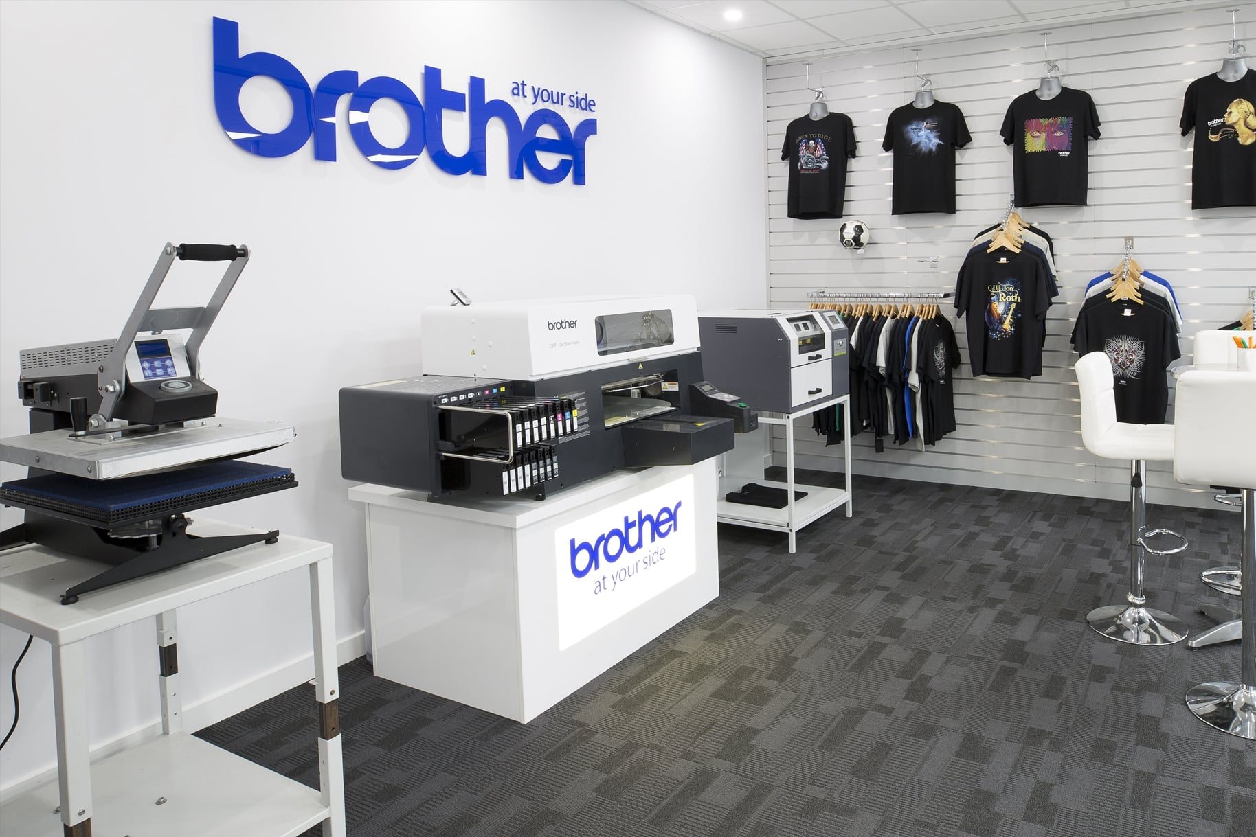 Brother GTX Direct to Garment Printers