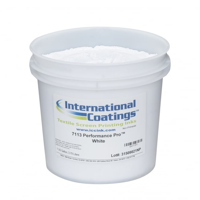 International Coatings 7113 Performance Pro Low Cure Poly White