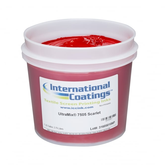 International Coatings UltraMix® 7505 Scarlet