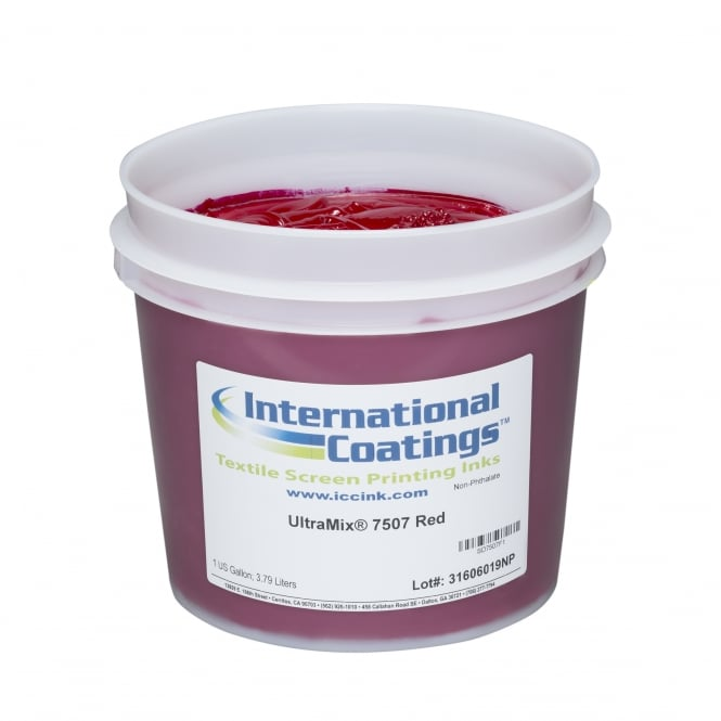 International Coatings UltraMix® 7507 Red