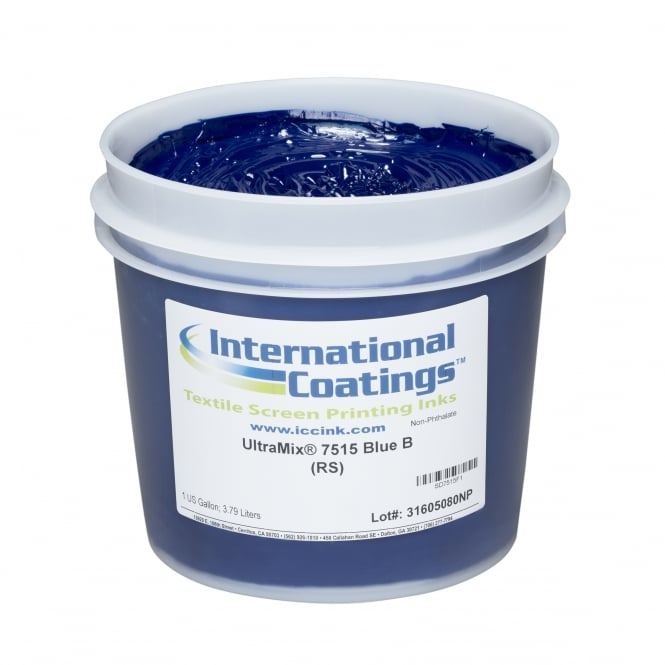 International Coatings UltraMix® 7515 Blue B