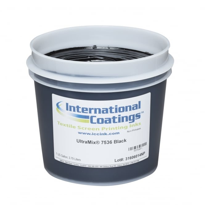 International Coatings UltraMix® 7536 Black
