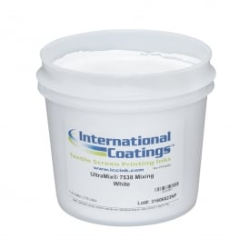 International Coatings UltraMix® 7538 Mixing White Plastisol Ink