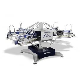X-Type Plus Automatic Screen Printing Press