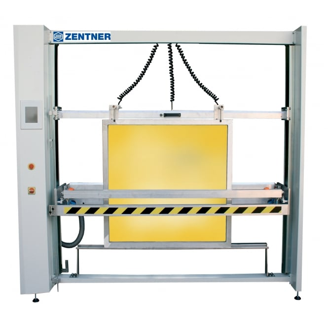 Zentner Systems Premium 100 Auto-Coating Machine