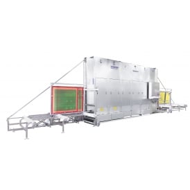 Zentner Speedline Modular Auto-Screen Wash/Reclaim System